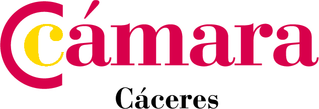 Cáceres Chamber of Commerce, Industry and Services, Spain's logo
