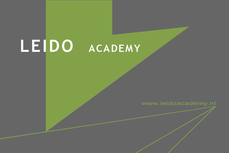 Leido Academy, The Netherlands's logo