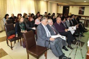 Experts during the Plenary